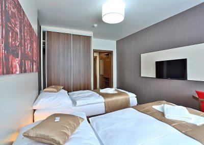Hotel Alexander izba